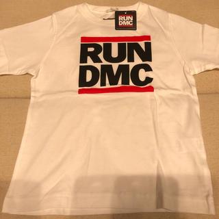 ジーユー(GU)のRUN DMC Tシャツ キッズ 120(Tシャツ/カットソー)