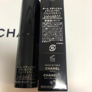 CHANEL - CHANEL シャネル ボーム エサンシエル トランスパラン 8g