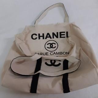 CHANEL - CHANELノベルティ トートバッグ