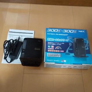 エヌイーシー(NEC)のNEC PA-WG600HP(PC周辺機器)