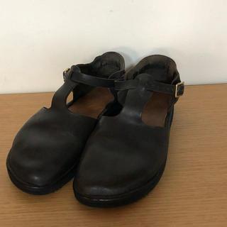 アウロラ(AURORA)のオーロラシューズ 8c 24.5〜25.0cm(ローファー/革靴)