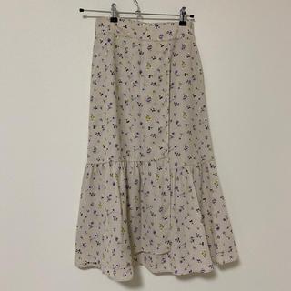 マジェスティックレゴン(MAJESTIC LEGON)のロングラップスカート(ロングスカート)