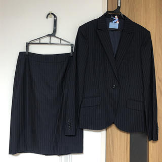 THE SUIT COMPANY - 【THE SUIT COMPANY】スカートスーツ 上下セット