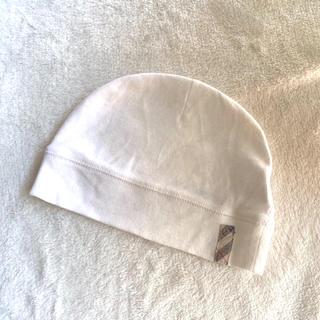 BURBERRY - Burberry バーバリー ベビー 帽子 12m