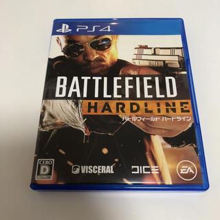 PlayStation4 - バトルフィールド ハードライン ps4
