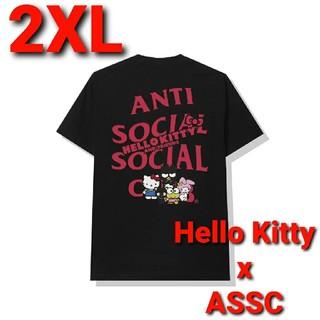 ハローキティ - [新品]Hello Kitty and Friends x ASSC Tシャツ②