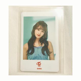 ウェストトゥワイス(Waste(twice))のTWICE Candypop トレカ サナ(K-POP/アジア)