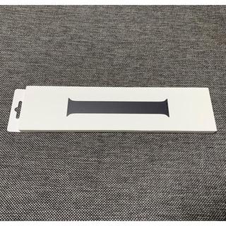 Apple Watch - 44mm ソロループ ブラック サイズ 5