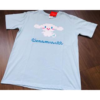 シナモロール - 即完売品 シナモロール × TOKYO PIXEL コラボ シャツ 半袖