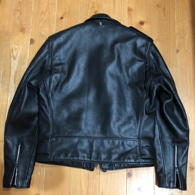 schott(ショット)のschott ダブルライダース メンズのジャケット/アウター(ライダースジャケット)の商品写真