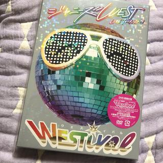 ジャニーズウエスト(ジャニーズWEST)のジャニーズWEST LIVETOUR2018 WESTival 初回仕様(アイドル)
