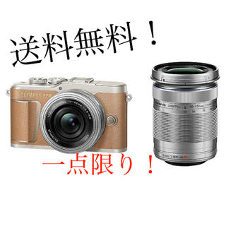 OLYMPUS - OLYMPUS PEN E-PL9 BROWN