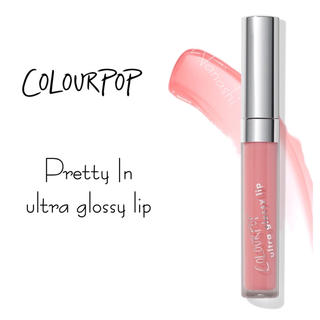カラーポップ(colourpop)のcolourpop 🧚♀️ Pretty In(リップグロス)
