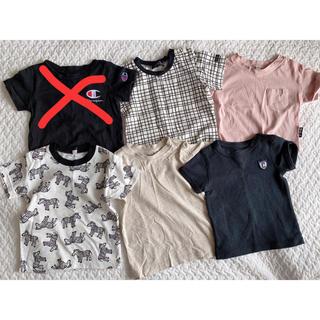 フタフタ(futafuta)の【5点セット】Tシャツ 90 95(Tシャツ/カットソー)