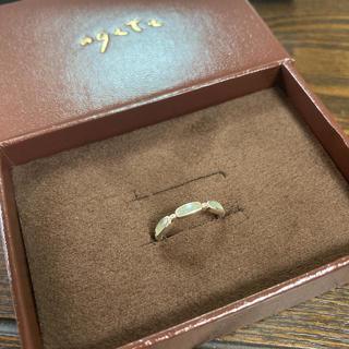 アガット(agete)のピンキーリング(リング(指輪))