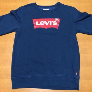 リーバイス(Levi's)のリーバイス スウェット トレーナー ビッグプリント ビッグシルエット L(スウェット)