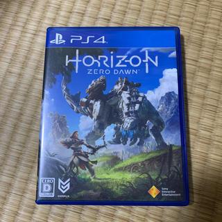 PlayStation4 - ホライゾンゼロドーン PS4 HORIZON ZERO DAWN