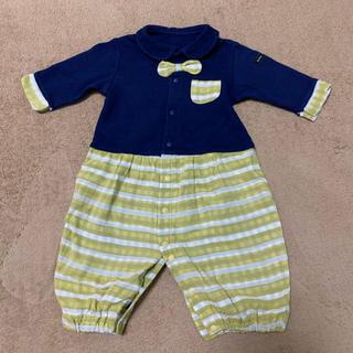 ブリーズ(BREEZE)のBREEZE ベビー カバーオール フォーマル 2wayオール 新生児(セレモニードレス/スーツ)