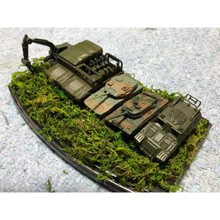 タカラトミー(Takara Tomy)のトミカ トミカプレミアム陸上自衛隊車両セット ジオラマ風(個人装備)