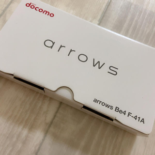 NTTdocomo - arrows Be4 F-41A