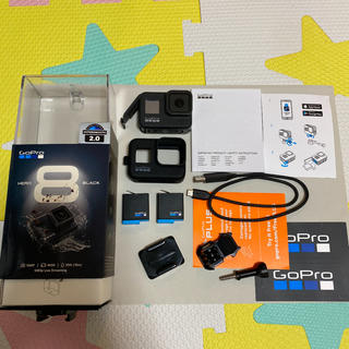GoPro - GoPro HERO8 BLACK 正規品