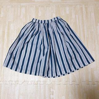 マーキーズ(MARKEY'S)のMARKEY'S♡ストライプ スカート(スカート)