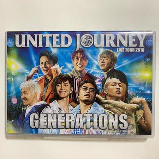 ジェネレーションズ(GENERATIONS)のGENERATIONS LIVE TOUR 2018(ミュージック)