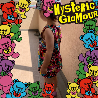 HYSTERIC MINI - ライクア👖