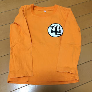 ドラゴンボール(ドラゴンボール)のドラゴンボール  長袖Tシャツ ロンT(Tシャツ/カットソー)