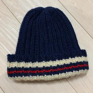 ビームス(BEAMS)のbeamsのニット帽(ニット帽/ビーニー)