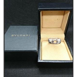 ブルガリ(BVLGARI)のBVLGARI ブルガリパレンテシ リング 18号 58 指輪(リング(指輪))