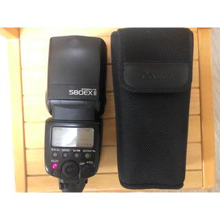 キヤノン(Canon)のキヤノン ストロボ 580EX Ii Speedlite 動作品(ストロボ/照明)