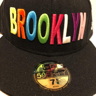 ニューエラー(NEW ERA)のNEW ERA 59FIFTY 7 5/8 60.6cm BROOKLYN(キャップ)