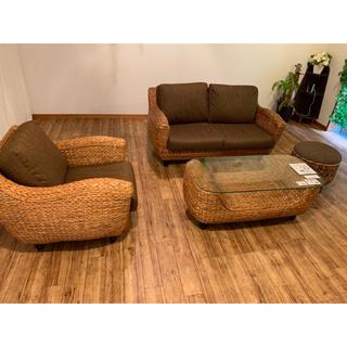 アジアン家具セット(ローテーブル)