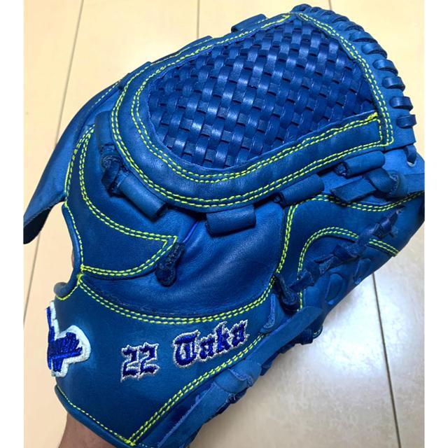 久保田スラッガー(クボタスラッガー)の久保田スラッガー オーダー 投手用 軟式 スポーツ/アウトドアの野球(グローブ)の商品写真