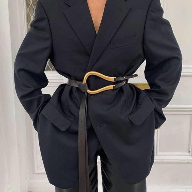 Bottega Veneta(ボッテガヴェネタ)のBOTTEGA VENETA ベルト レディースのファッション小物(ベルト)の商品写真