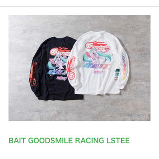 グッドスマイルカンパニー(GOOD SMILE COMPANY)のBAIT GOODSMILE RACING LSTEE(Tシャツ/カットソー(七分/長袖))