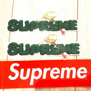 シュプリーム(Supreme)の新品 supreme boxロゴ ステッカー セット ❤ tシャツ スニーカー(ノベルティグッズ)