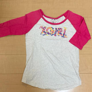 エックスガール(X-girl)の七分袖Tシャツ(Tシャツ/カットソー(七分/長袖))