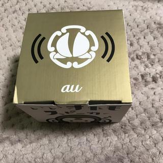 エーユー(au)のいいオトモスピーカー Bluetooth WIRELESS SPEAKER (スピーカー)