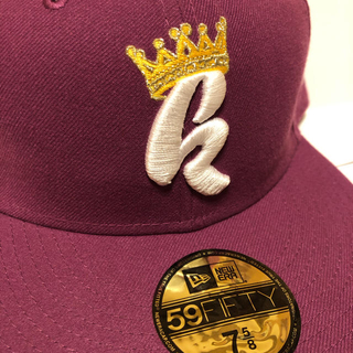 ニューエラー(NEW ERA)のNEW ERA 59FIFTY 7 5/8 60.6cm K CROWN(キャップ)