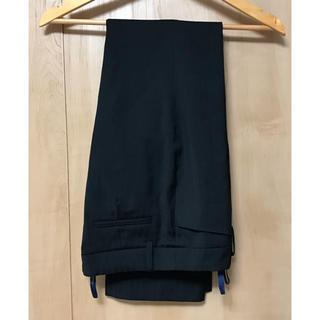 クミキョク(kumikyoku(組曲))の組曲 KUMIKYOKU パンツスーツの下 パンツのみ ストライプ ブラック(スーツ)