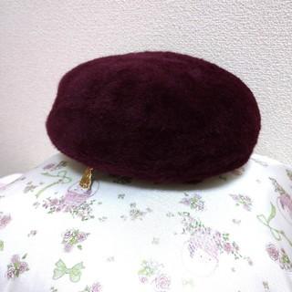 フランシュリッペ(franche lippee)の【未使用】フランシュリッペ*ベレー帽(ハンチング/ベレー帽)