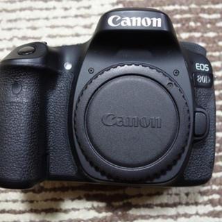 Canon - Canon EOS 80D