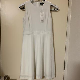 セオリー(theory)のtheory セオリー ワンピース ドレス キッズ 女の子 ベロア 新品 未使用(ドレス/フォーマル)