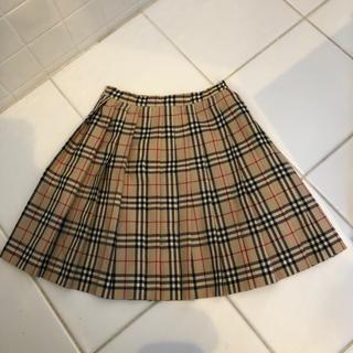 BURBERRY - バーバリー スカート