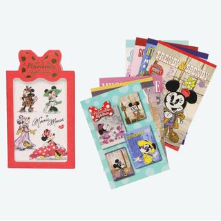 Disney - 新作♡ ミニー スタイルスタジオ ポストカード 7枚 ディズニーランド