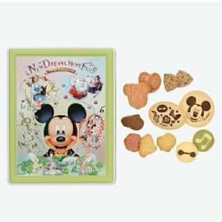 Disney - 東京ディズニーリゾート限定品 9月28日新商品 ミッキー 缶 新エリア