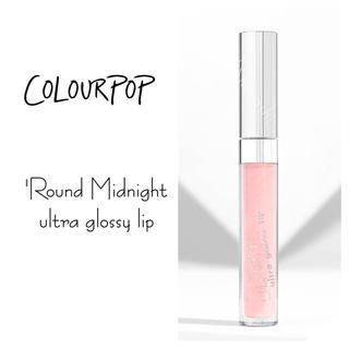 カラーポップ(colourpop)のcolourpop 🧚♀️ 'Round Midnight (リップグロス)