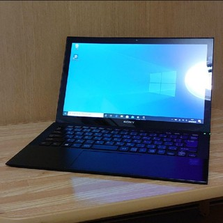 SONY - 軽量モバイル!SONY VAIO pro13!ノートパソコン i5 office